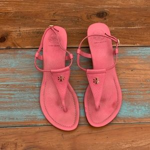TORY BURCH Thong Sandal | Pretty in Pink | Size 10